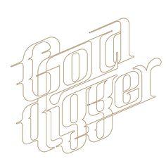Awesome Typographic Work by Daimu   Abduzeedo Design Inspiration & Tutorials
