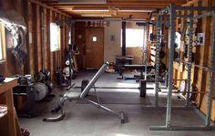 DIY Home Gym Equipment Garage Gym from Home Gym Body Building