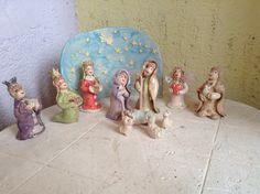 Nativity keramikabyedita