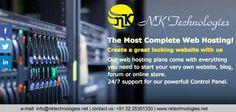 It is our constant aim to provide affordable, low cost domain name registration, transfer services and more without compromising on customer service and support.  www.nktechnologies.net