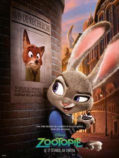 #Zootopie est un film policier animalier loufoque, qui va vous faire hurler de rire. Et j'ai des places à vous faire gagner...