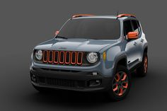 Mopar's Jeep Renegade Concepts Head to Detroit