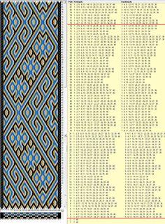 40 tarjetas, 4 colores, 3D repite cada 72 movimientos // sed_532 diseñado en GTT༺❁