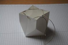 Stempelräuber: Anleitung Diamantbox