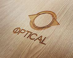 Optical (optician logo) on Behance