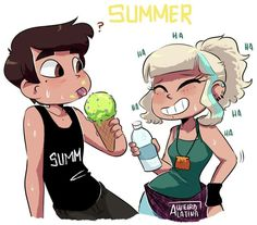 I ship Starco!!! But this is still adorable and I love Jackie as much as every one else