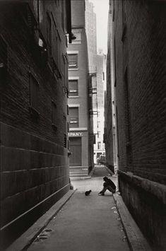 Henri Cartier-Bresson New York, 1947