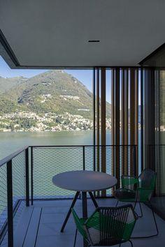 Il Sereno - Lake Como by Patricia Urquiola