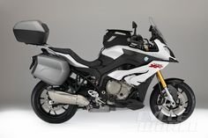 2016 BMW S1000XR with full touring pack