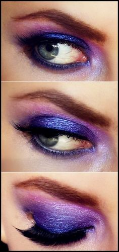 Best Make Up For Blue Eyes i need somewhere to go to wear this!