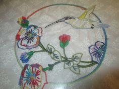 circle of love needlepoint...