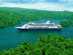 Best Holland America Line Cruise Packages available from E-Travel. Call us for the best quotes online for all our Caribbean Cruise Deals available in Ireland. Holland America Line, Holland America Cruises, Pride Of America, South America, Gatun Lake, Rhapsody Of The Seas, American Cruises, Brazil Carnival, Cruise Packages