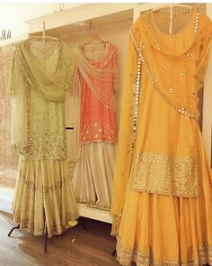 Related posts:Incredible yellow dressSimple white dress for the beachDress for a wedding - night Pakistani Wedding Dresses, Pakistani Dress Design, Indian Wedding Outfits, Pakistani Outfits, Bridal Outfits, Indian Dresses, Indian Outfits, Mehndi Outfit, Mehndi Dress