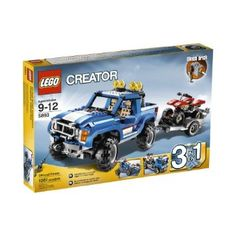Black Friday 2014 LEGO Offroad Power 5893 from LEGO Cyber Monday. Black Friday specials on the season most-wanted Christmas gifts. Lego London, Lego For Sale, Black Friday Toy Deals, Lego Creator Sets, Lego Girls, Offroader, Buy Lego, Lego Lego, Children