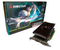 BIOSTAR NVIDIA GT240 1 GB DDR3 Graphics Card VN2403THG1 by Biostar. $94.99. NVIDIA GeForce GT240 GPU, 128BIT GPU, Support Microsoft DirectX 10.1, NVIDIA CUDA, NVIDIA PHYSX with 1GB DDR3