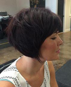 Layered+Short+Hairstyles