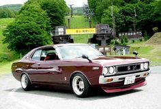 Japanese Sports Cars, Japanese Cars, Datsun Bluebird 510, Datsun Car, Nissan Infiniti, Old School Cars, Skyline Gtr, Sweet Cars, Modified Cars