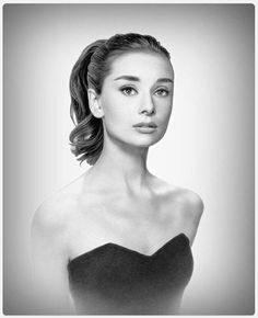 Audrey Hepburn, did so much for the world, is also one of the most beautiful people to inhahbit it.