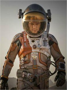 """""""Seul sur Mars"""" de Ridley Scott programmé dimanche 19 mars à 21h http://www.forumdesimages.fr/les-programmes/chic-planete/seul-sur-mars"""