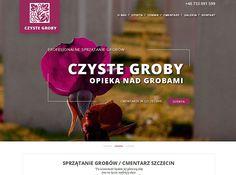 Opieka nad grobami w szczecinie www.czyste-groby.szczecin.pl #szczecin #cmentarz #groby #opieka Nasa, Web Design, Movie Posters, Movies, 2016 Movies, Design Web, Film Poster, Films, Popcorn Posters