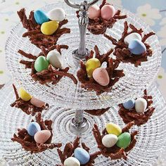 tasty nests for candy... www.pamperedchef.biz/hollieketcher