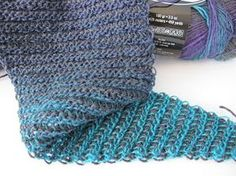 48 Best Double Hook Crochetknooking Images Tunisian Crochet