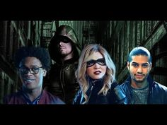 Arrow Saison 5 la nouvelle Team 2.0