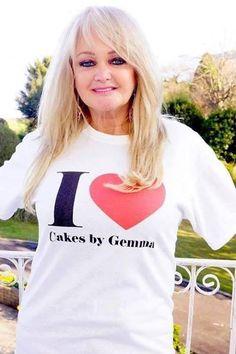 Bonnie Tyler ; Cakes By Gemma Brooks #BonnieTyler #CakesByGemma #SouthWales