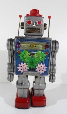 SH Gear Robot/ebay