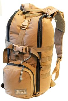 Mystery Ranch Spartan Pack
