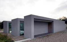 House In Bohermore, Ireland by Boyd Cody Architects