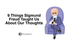 Sigmund Freud left a powerful legacy in the field of psychology, especially regarding psychoanalysis. Here are some things he taught us about our thoughts...