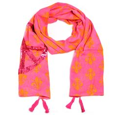 cute stuff : cute stuff, Schal, Big Peace Sign, pink-orange Cute Scarfs, Peach, Orange, Pink, Fashion, En Vogue, Scarves, Moda, La Mode