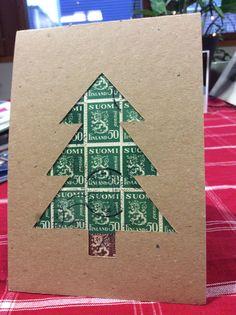 #joulukortti #postimuseo sai hienoja kortteja!
