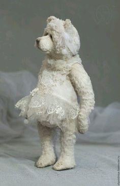 Тедди от Ольги Вишневецкой.