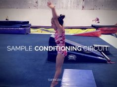 Oct 2017 - Conditioning ideas for gymnastics (and all other) coaches. See more ideas about Gymnastics, Gymnastics coaching and Gymnastics workout. Gymnastics Warm Ups, Gymnastics Tricks, Tumbling Gymnastics, Gymnastics World, Gymnastics Skills, Gymnastics Equipment, Gymnastics Coaching, Gymnastics Training, Gymnastics Posters