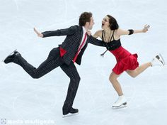 Sochi Olympic Winter Games | Nathalie Pechalat and Fabian Bourzat | Figure Skating