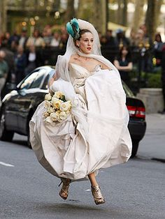 you can also check sarah jessica parker's gown for sex and the city!!