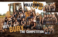 Check it out, People! Volleyball Team Pictures, Volleyball Poses, Basketball Pictures, Volleyball Photography, Team Photography, Sports Images, Sports Pictures, Soccer Poster, Baseball Posters