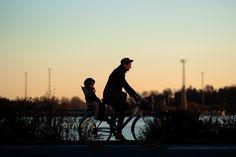 Fatherhood. © Otso Kaijaluoto.