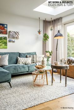 Interiordesign livingroom for Eigen Huis & Tuin Rtl4