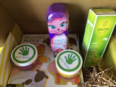 Citrus Lane box for preschooler