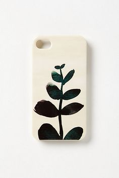 Anthropologie Frond iPhone 4/4s case