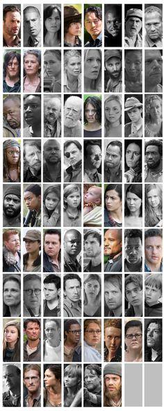 RIP 2015 | The Walking Dead (AMC)