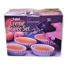 Creme Brulee Set with Torch 5 pc * You can find more details by visiting the image link.