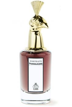 *Clandestine Clara Penhaligon`s perfume 2017