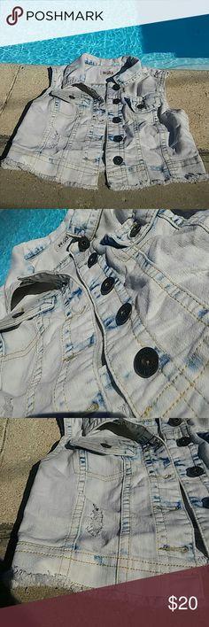 Jean jacket Light cole Jean jacket Jackets & Coats Jean Jackets