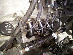 Shorty headers installed #speedmaster747 #speedmastertuned