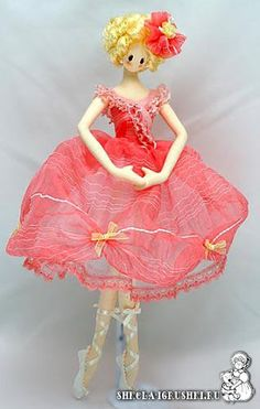 Тряпиенсы или текстильная Барби
