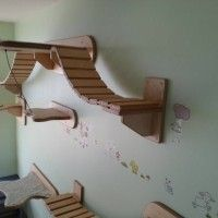 Photos Truly amazing cat furniture For my pets Pinterest Cat